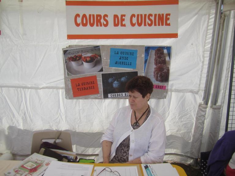 SGDB Cours de Cuisine