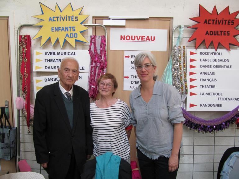Nozay - La Ville du Bois