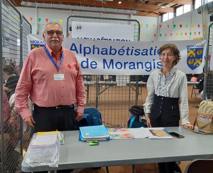 Morangis forum 2019